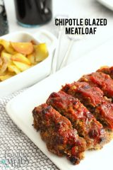 Chipotle Glazed Meatloaf