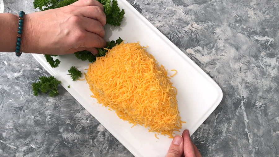 Easter Cheese Ball - Step 6
