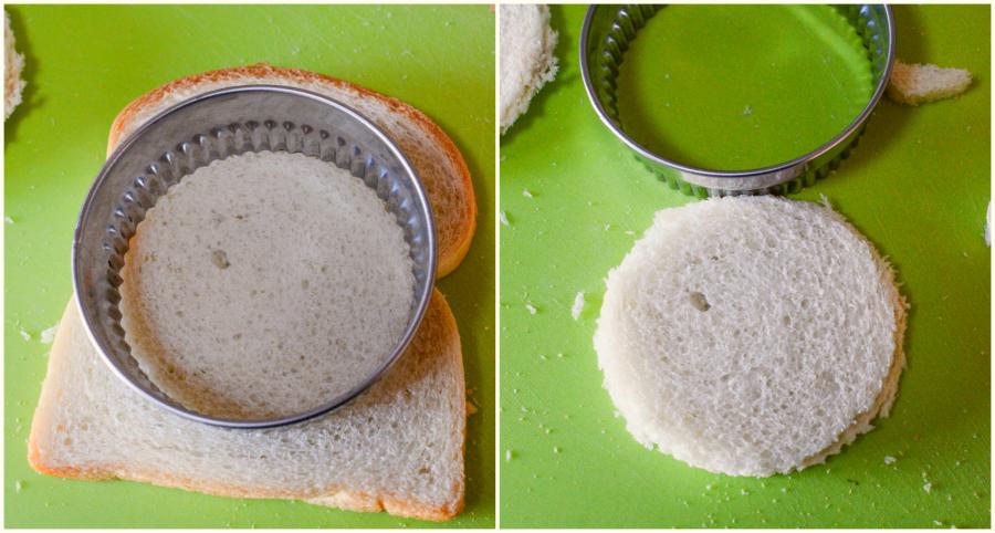 Easy Muffin Tin Breakfast Bundles - Step 1