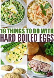 Things to do With Leftover Hard Boiled Eggs