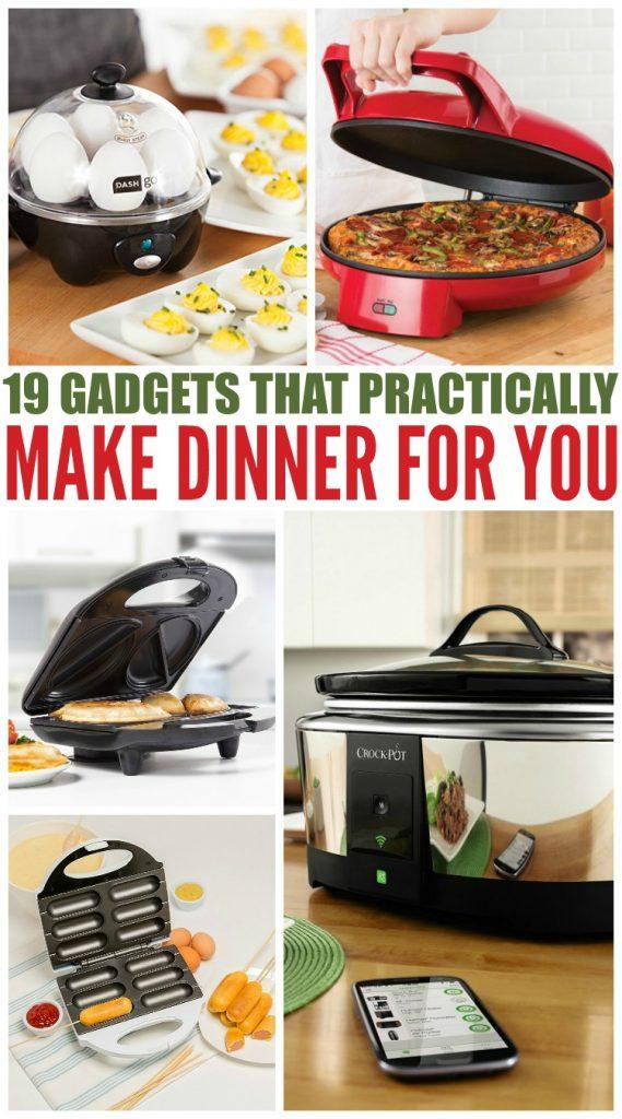Kitchen Gadgets that Practically Make Dinner