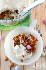 Carrot Cake Easter Trifle