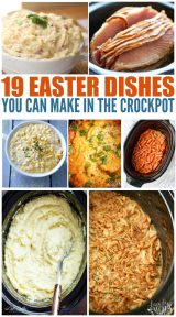 Family Favorite Easter Crockpot Recipes