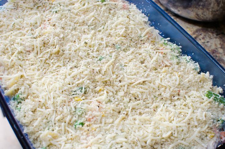 Chicken Noodle Casserole - Step 6