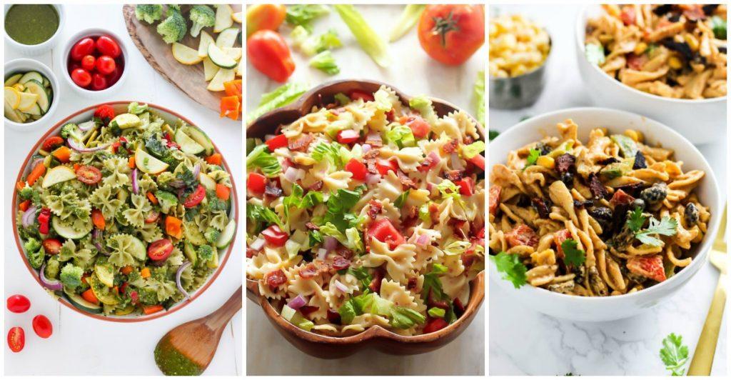 Quick Easy Pasta Salad